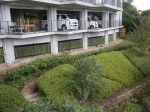 FIT(福岡工業大学) 湯布院研修所 遊歩道
